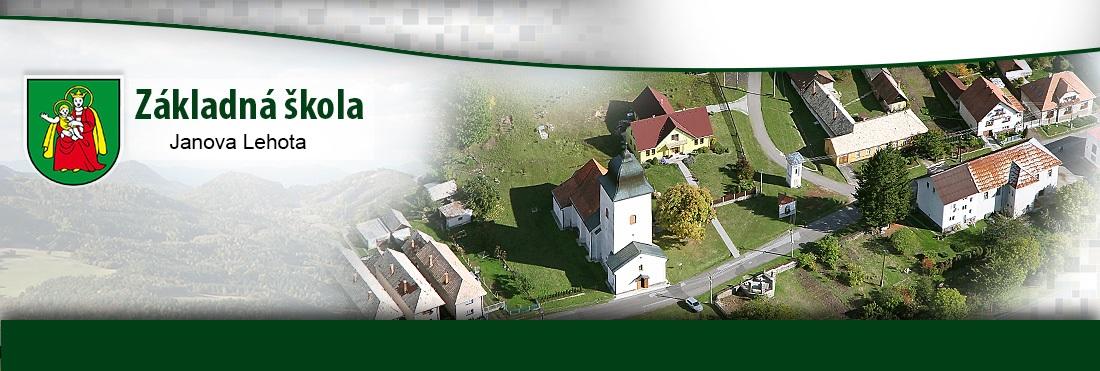 7cc0bfe9b Janova Lehota Základná škola